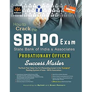 SBI PO Exam: Probationary Officer Success Master (Old Edition)