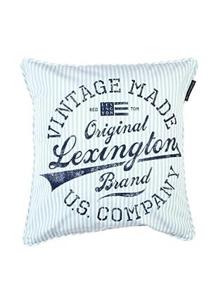 Lexington Company Funda De Cojín Rayas Oxford (Verde)