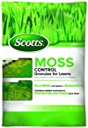 Scotts Moss Control Granules, 5,000 sq ft
