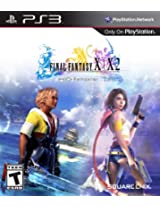 Final Fantasy X/X-2 HD Remaster - Standard Edition (PS3)