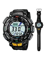 Casio ProTrek (Digital Line-up) PRG-240-1DR (SL47) Watch - For Men