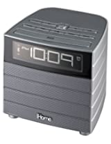 iHome iBN20GC Bluetooth wireless FM Clock Radio with USB Charging