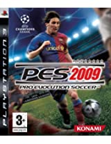 Pro-Evolution Soccer 2009 (PS3)