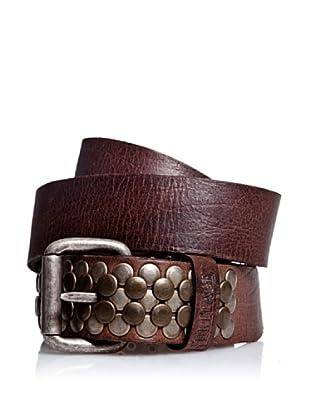 Pepe Jeans London Cinturón Shane Belt (Marrón)