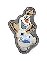 Wilton 2105-8500 Olaf Snowman Cookie Pan
