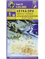 Lefka Ori: Sfakia - Pahnes: ANAV.4.11.11/12
