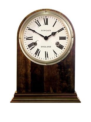 Newgate The Clapton Mantle Clock, Dark Oak