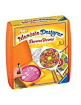 Ravensburger Mini Mandala Designer Flower Power