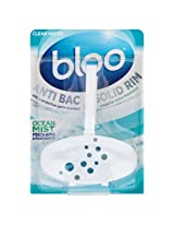 Bloo Solid Rim Toilet Block Complete Ocean Mist - 38 g