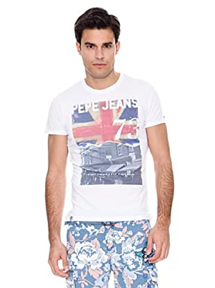 Pepe Jeans T-Shirt Marlow (Weiß)