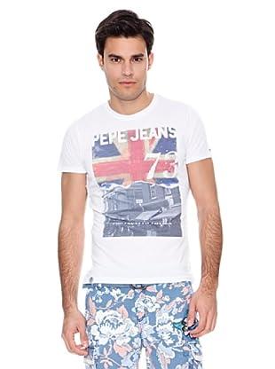 Pepe Jeans London Camiseta Marlow (Blanco)