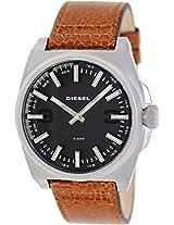 Diesel Brown Leather Men Watch DZ1611
