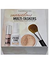 Bare Minerals Marvelous Multi Taskers Bb Multi Tasking Collection & Brush Fair