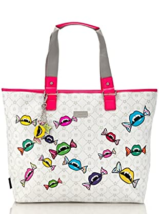 Tokidoki Shopping Bag Pico Fluo (Weiß)