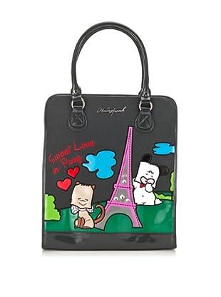 Hoy Collection Shopping Agata Hello Spank Paris (Antracite)