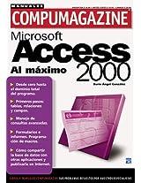 Microsoft Access 2000 (Compumagazine; Coleccion de Libros & Manuales)
