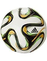 Adidas WC 14 Final Mini Machine Stitched Ball, Men's (White)