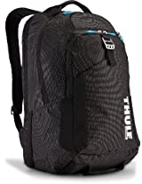 Thule Crossover TCBP-417 32L Backpack for 17-Inch MacBook Pro or PC (Black)