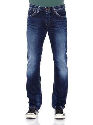 Pepe Jeans London Vaquero Cash (Azul Oscuro)