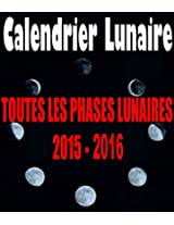 Calendrier lunaire 2014-2015 - Toutes les dates des phases lunaires