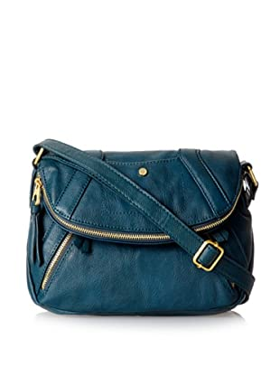 co-lab by Christopher Kon Women's Ellie Cross-Body, Teal