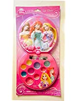 Disney Princess Lip Gloss Set ~ 9 Strawberry Flavored Shades