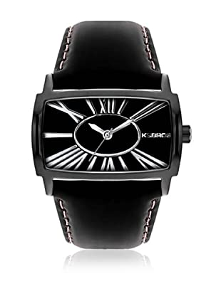 K&Bros  Reloj 9147 (Negro / Negro)
