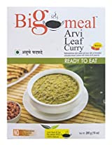 Bigmeal Ready to Eat Arvi Leaf Curry (Aluchi Patal Bhaji) 285 g