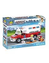 COBI Action Town Ambulance Building Kit