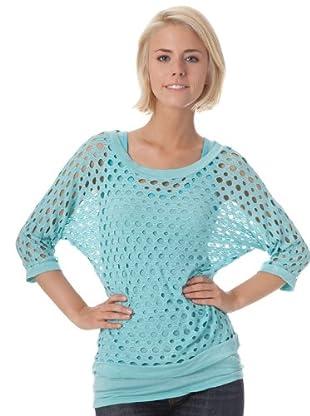 Bleifrei Camiseta Calado (Azul)
