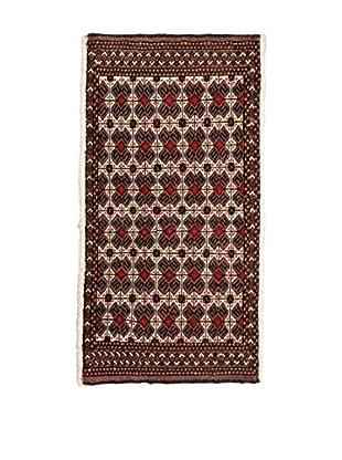 RugSense Alfombra Persian Kelat Marrón/Multicolor