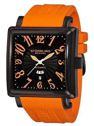STÜRLING ORIGINAL 149CXL.3356H57 - Reloj de Caballero movimiento automático con correa de silicona