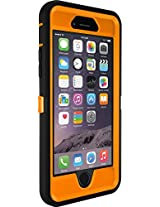 """OtterBox Defender Series iPhone 6 ONLY Case(4.7"""""""" Version) , Frustration-Free Packaging, Blaze/Black/Realtree Xtra"""