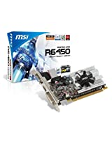 MSI ATI Radeon HD6450 1 GB DDR3 VGA/DVI/HDMI Low Profile PCI-Express Video Card R6450-MD1GD3/LP