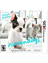 Nintendogs + Cats: French Bulldog and New Friends (Nintendo 3DS) (NTSC)