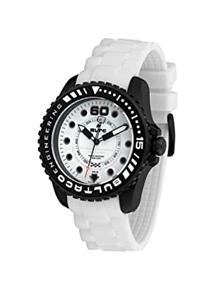 Bultaco BLPB45SCW1 - Reloj Unisex Blanco