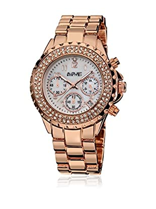 August Steiner Reloj de cuarzo Woman AS8031RG Rosado 40 mm
