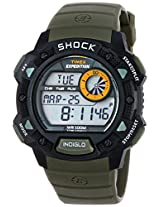 Timex Expedition Digital Grey Dial Men's Watch - T49975