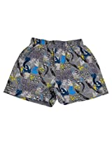 Boxer Shorts with Snakes Print