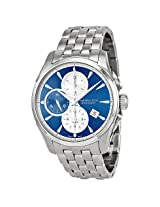 Hamilton American Classic Jazzmaster Blue Dial Stainless Steel Men's Watch (H32596141)
