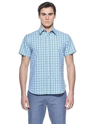 Mistral Camisa Tom (Blanco / Azul)