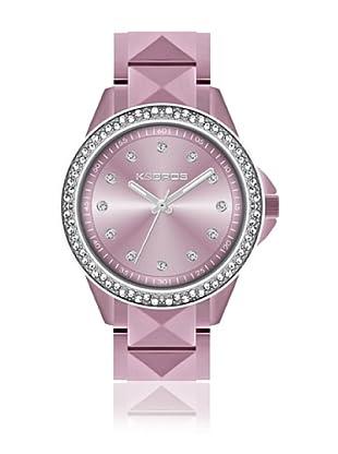 K&Bros  Reloj 9565 (Rosa)