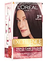 L'Oreal Excellence Creme, Burgundy 316