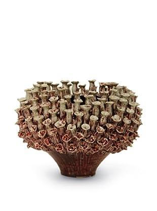 Palecek Tube Coral Vase
