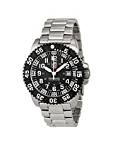 Luminox Navy Seal Colormark Black Dial Steel Men's Watch - Lmsu3152