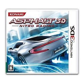 アスファルト3D ニトロレーシング