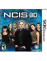 NCIS: Based on the TV Series (Nintendo 3DS) (NTSC)