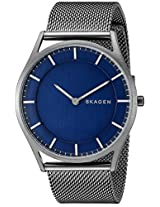 Skagen Holst Analog Blue Dial Men's Watch - SKW6223
