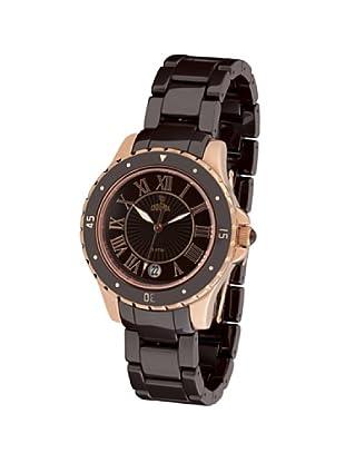 Dogma G7034 - Reloj Señora Movimiento Quarzo Brazalete Porcelana Marrón
