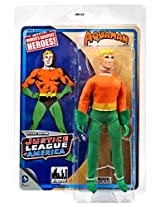 "DC Justice League of America Worlds Greatest Heroes! Aquaman 8"" Action Figure"